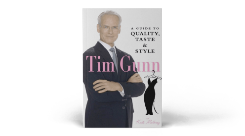 Tim Gunn: A Guide To Quality Taste and Style