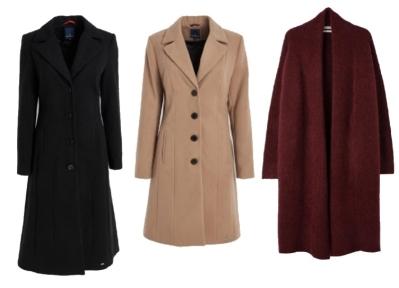 Pascale Booysen | Winter Coats Capsule Wardrobe