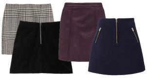 Pascale Booysen - Winter Skirts