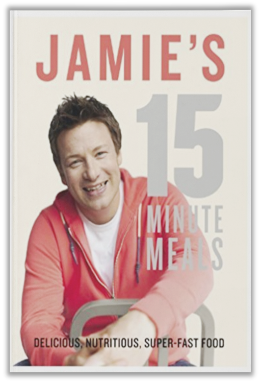 Pascale Booysen Jamie's 15 Minute Meals